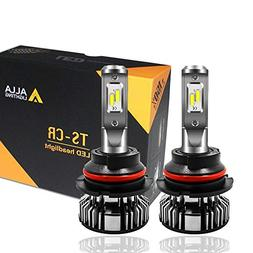 Alla Lighting 10000lm LED 9004 Headlight Bulbs Extremely Sup