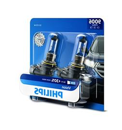 Philips 9006 Vision Upgrade Headlight Bulb with up to 30% Mo
