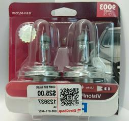 Philips 9003 VisionPlus Upgrade Headlight Bulb with up to 60