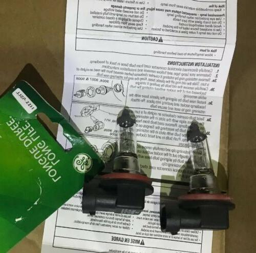 2 GE Bulbs 55W REPLACEMENT