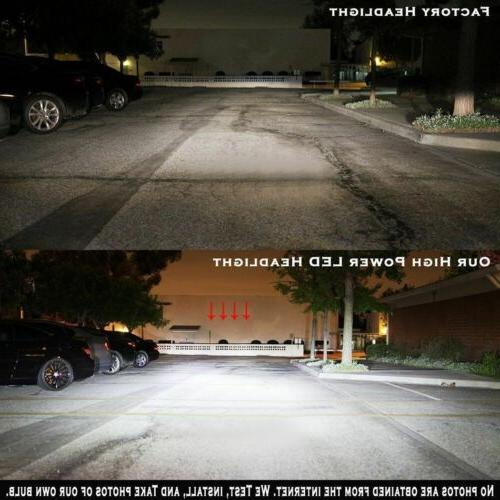 9006+9005 4200W 630000LM Beam Combo Lamp HID