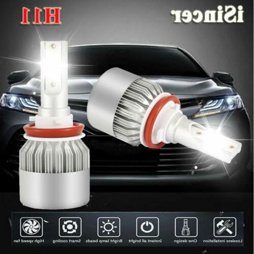 h8 h9 h11 1800w 270000lm led headlight